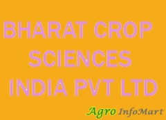 BHARAT CROP SCIENCES INDIA PVT LTD