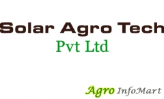 SOLAR AGRO TECH PVT LTD