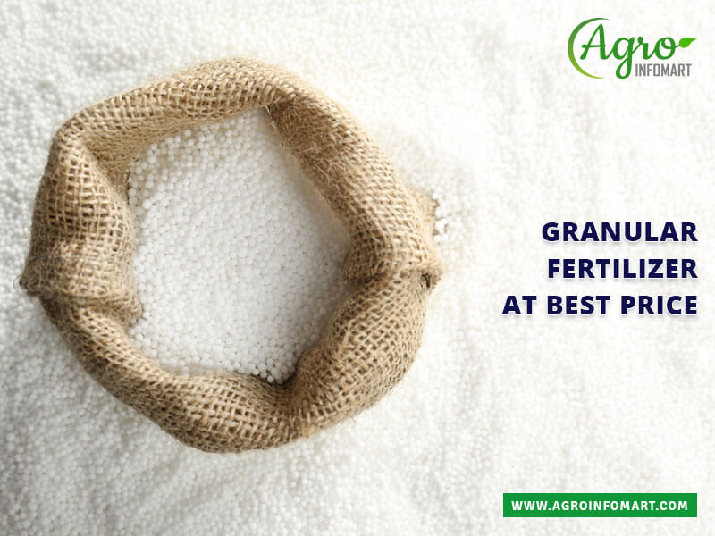 Granular Fertilizer Manufacturers Suppliers Wholesalers