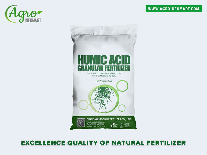 Humic Acid Fertilizer Manufacturers Wholesalers Traders