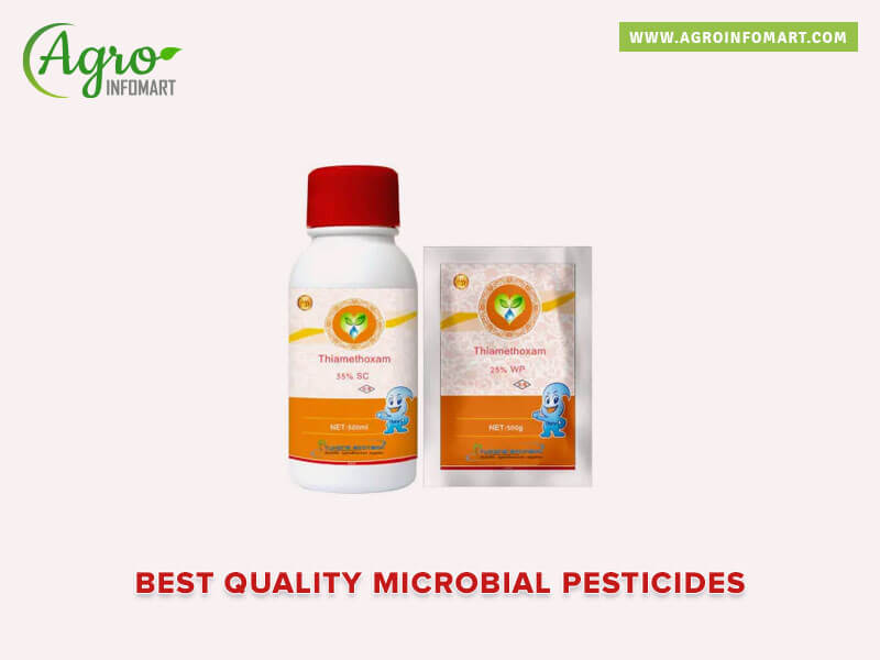 Microbial Pesticides Manufacturers Traders Retailers