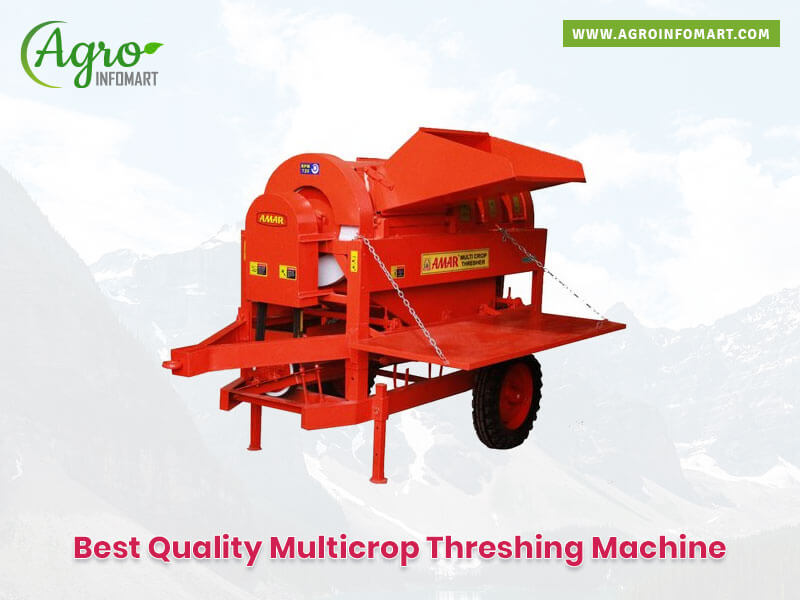 Multicrop Threshing Machine Manufacturers Suppliers