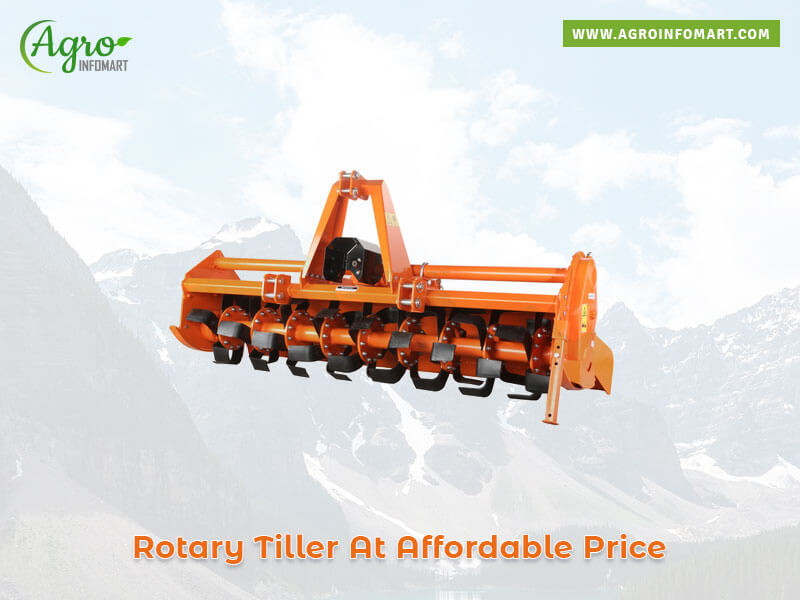Rotary Tiller Manufacturers Suppliers Exporters