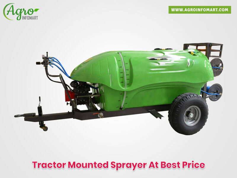 Tractor Mounted Sprayer Manufacturers Suppliers