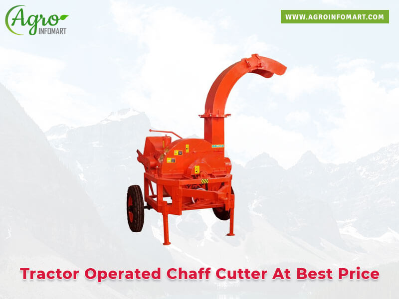 Tractor Operated Chaff Cutter Suppliers Wholesalers
