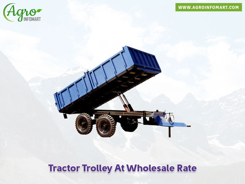 Tractor Trolley Manufacturers Traders And Dealers