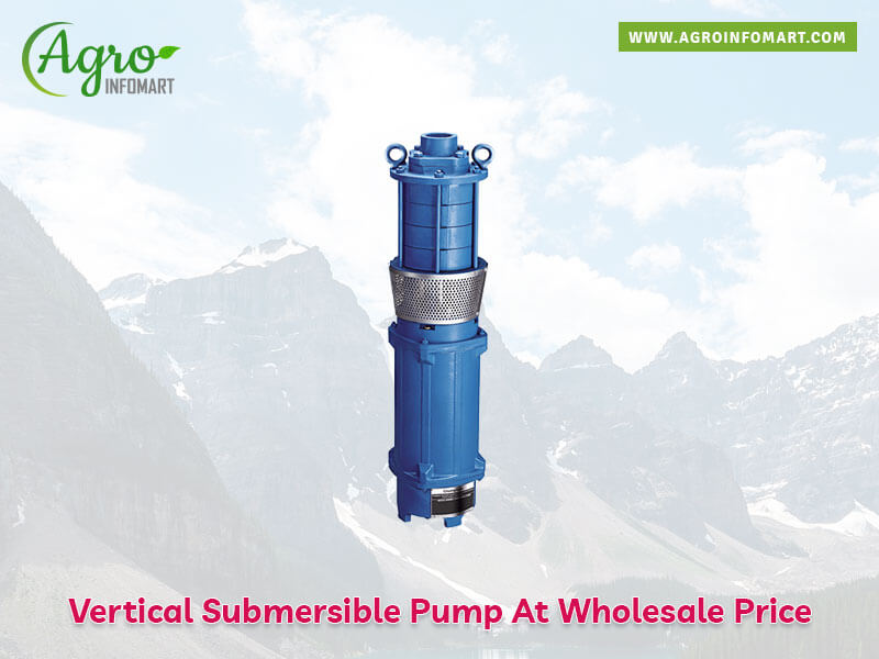 Vertical Submersible Pump Manufacturers Wholesaler And